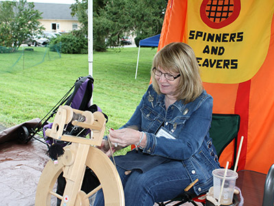 Lancaster Spinners and Weavers Guild